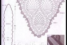caminos de mesa crochet