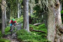 Inspirations for MTB trips