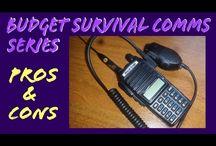 Budget Survival Comms