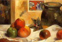 arte - Paul Gauguin (1848-1903) / arte - pittore francese
