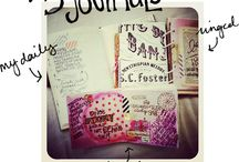 Art Journals-Mixed Media / by Kristine East