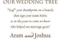 Wedding ideas / by Nadia Molina