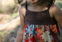 Baby and Child Crochet Clothes