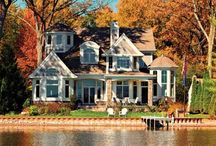 Dream Homes / Houses, town homes, and apartments I find appealing