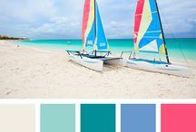 assemblage de couleurs