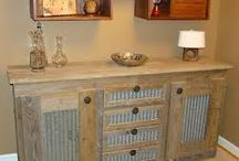 Picket and barn wood ideas