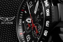 Aviator / Russian born brand continues pilot tradition in Switzerland
