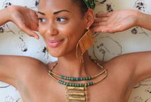 The Up Do /  Have fun with your ethnic hair