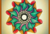 tangle / zentangle