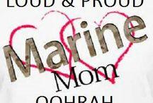 MoM Marine Mom / by Sam Hamp