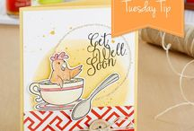 Richard's Tuesday Tips Fun Stampers Journey