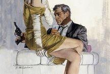 Illustrator Robert McGinnis