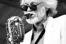 My favorite saxophonist