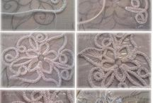 Romanian Point Lace inspiration
