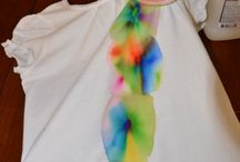 Tie die for kids