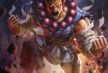 Akuma - Street Fighter