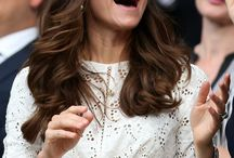 Kate Middleton & the Royals / by Ashley Manning