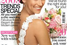 Consumer Wedding Magazines / Magazines designed with brides in mind, these magazines also provide wedding professionals with on point tips, trends, and insights into the consumer psychology of today's brides. Not only that, but there is some wedding inspiration available to all. For more information about these wedding magazines, please visit SelltheBride.com.