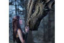 fantasy world~~