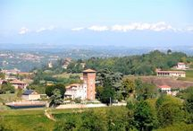 Langhe and Monferrato Wedding Locations / discover the new Unesco heritage of Langhe and Monferrato. Land of great wines, whit truffles and rolling hills landscape.