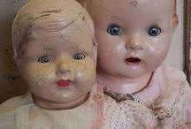 Dolls that I knew