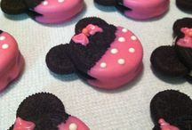 birthday party ideas - Minnie mouse