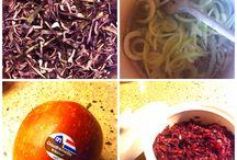 Menu kookgroep 31 januari 2015 / British menu voor de kookgroep op 31 januari 2015
