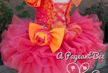 Pageant dresses / by Brenda Stickel