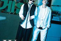 K-hiphop+jazz+r&b