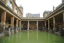 Bath. England. UK / Travel to Bath. 2011