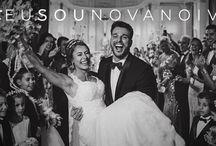 Eu Sou Nova Noiva - noivas usando vestidos de noiva Nova Noiva em seu grande dia / Noivas que foram capa do nosso Facebook usando vestidos de noiva da Nova Noiva #EuSouNovaNoiva