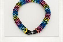 Rainbow Loom / Rainbow loom