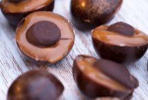 Lækkerier - chokolade
