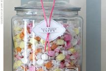 Sweets & Treats / by Vintage Vignettes