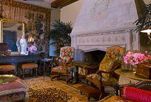 Sean Rush Interior Design - Spottis Woode