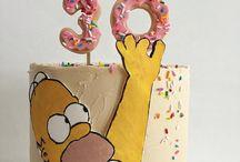 simpson cakes