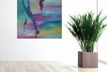 heilbilder, energiebilder, gemälde, abstrakte kunst, Steinbilder, edelsteine / gemälde mit edelsteinen