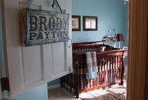 Nursery Ideas / by Jordan