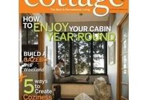 Magazine cover designs