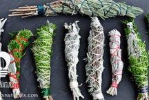 Receitas Naturais + / Óleos essenciais, sabonetes, velas, sais de banhos, incensos...