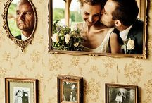 Photo Booth Ideas / Fun ideas for photo booths that your wedding guests can enjoy.