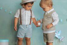 ° TENUES CÉRÉMONIE ENFANTS ° / Idées de tenues de cérémonies pour bébés et enfants