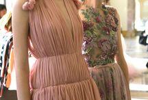 Ella's wedding dress choices