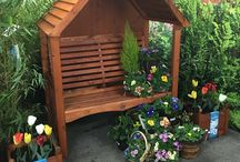 Garden retail displays / Garden retail displays