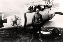 Aces Falling - WW I in the air