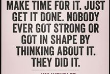 Goals and Fitness Quotes