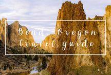 Places: Bend, Oregon