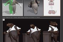 tutos Marvelous designer