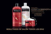 Productos  / TRESemmé es una línea profesional para el cuidado y modelado de cada tipo de pelo. Calidad de Salón y sin pagar una fortuna.