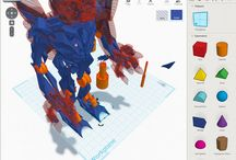 Application imprimante 3D
